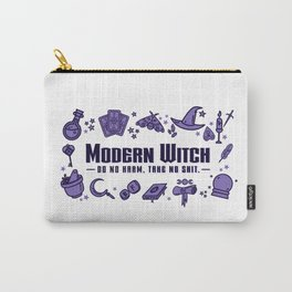 Modern Witch Do No Harm Carry-All Pouch