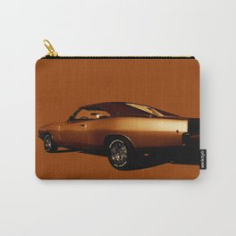 1968 Dodge Charger R/T - The Golden Age Carry-All Pouch