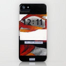 Untitled 1.87 iPhone Case