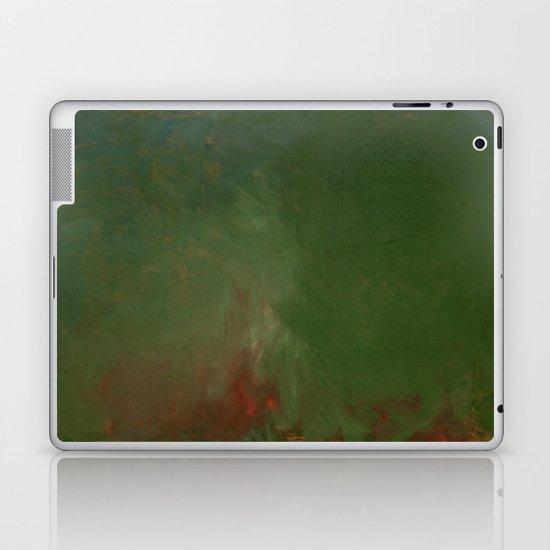 Leaf vert Laptop & iPad Skin
