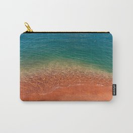 Tropical Waters Carry-All Pouch