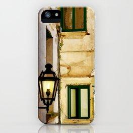 Amalfi Backstreet iPhone Case