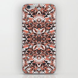 Amour en Rose iPhone Skin