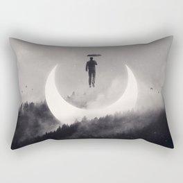 Chasing the Light Rectangular Pillow