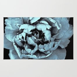 Blue Peony, Under The Floral Spell Rug
