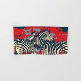 American Zebra Hand & Bath Towel
