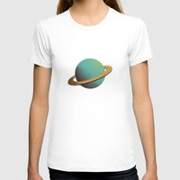 planet T-shirts featuring planet by Rafa  Miguel