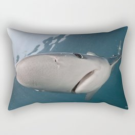 Mr. Noseyface Rectangular Pillow