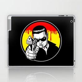 Pulp Criminal Laptop & iPad Skin