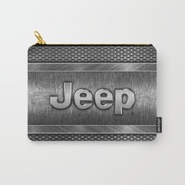 Steel Jeep Carry-All Pouch