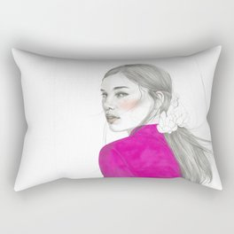 MÍRAME Rectangular Pillow