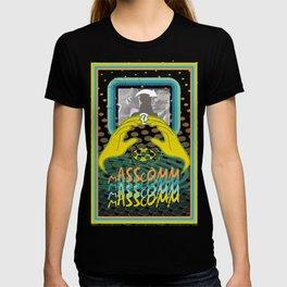 mASScOMM limited hangout T-shirt