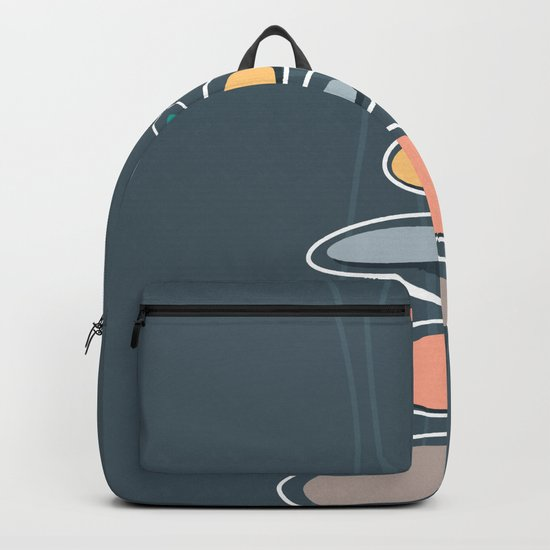 Luc stones Backpack