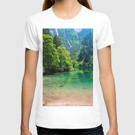 Green Lake XCV T-shirt