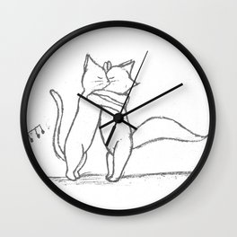 La La Land Wall Clock