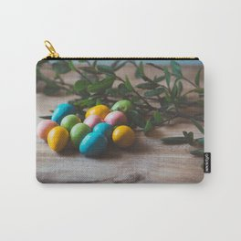 Easter Eggs 17 Carry-All Pouch