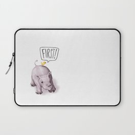 FIRST! Laptop Sleeve