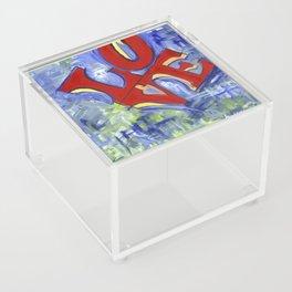 LOVE Acrylic Box