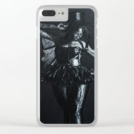 Fairy 1 Clear iPhone Case