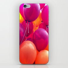 3.2 Hokie Balloons  iPhone Skin