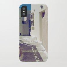 Santorini Walkway II Slim Case iPhone X