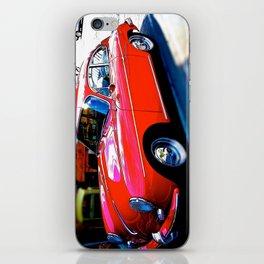 A 1962 Porsche Reborn iPhone Skin