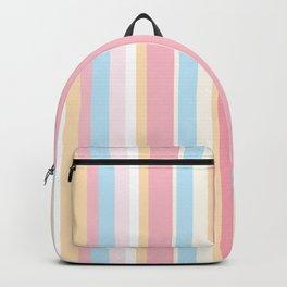Whale Beach Stripe Backpack