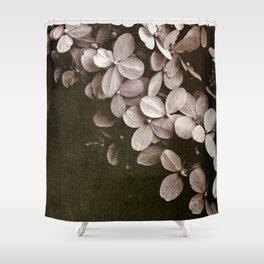 hydrangea too Shower Curtain