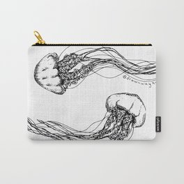 Jellyfish Love Carry-All Pouch