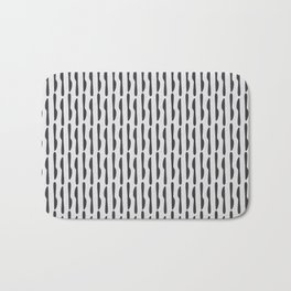 Kitchen Cutlery Knife Bath Mat
