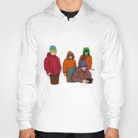 colorado Hoodies featuring Colorado by Benk