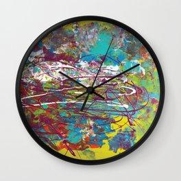 Inbetween Dreams Wall Clock