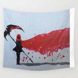 RWBY Rose Wall Tapestry