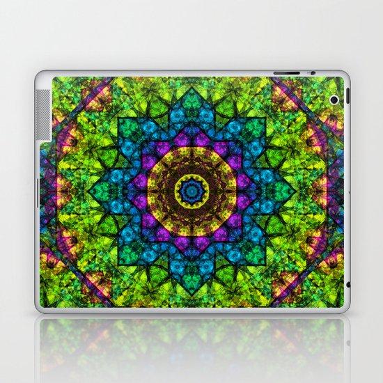 kaleidoscope Crystal Abstract G50 Laptop & iPad Skin