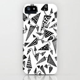Party Hats iPhone Case