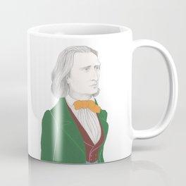 Franz Liszt Coffee Mug