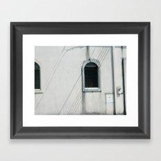 Overlooked 7 Framed Art Print