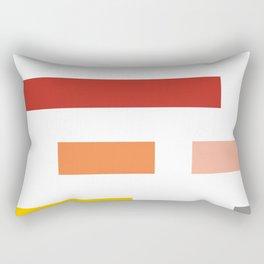 Colored lines #society6 #decor #buyart #artprint Rectangular Pillow