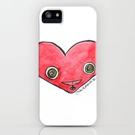 """Oro?"" Valentine's Heart iPhone Case"