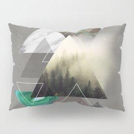 Triangles Symphony Pillow Sham