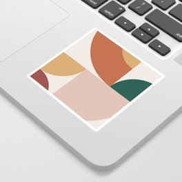 Abstract Geometric 13 Sticker