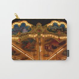The Carousel. Carry-All Pouch