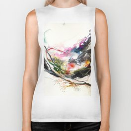 Day 58: Beauty and variety could not exist without peculiarity. Biker Tank