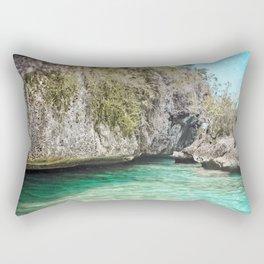 Your Darkest Corners Are Lovely Rectangular Pillow