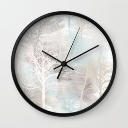 Morning  Mist Wall Clock