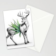 Whitetail Buck Stationery Cards