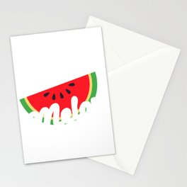 Be My Melontine Valentines Day product Stationery Cards