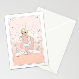 Aries - The Fighter Stationery Cards