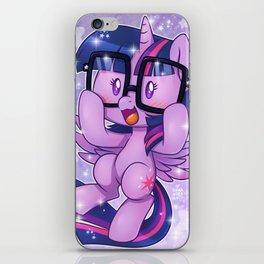 Little Princess Twilight Sparkle iPhone Skin