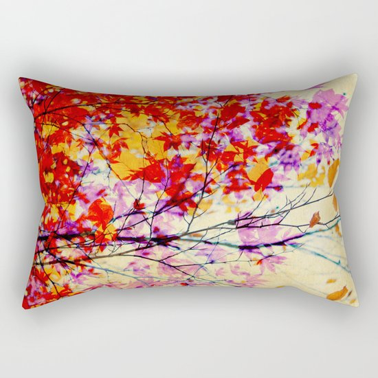 Autumn 5 Rectangular Pillow